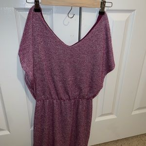 Dresses & Skirts - Purple sparkly dress